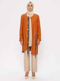 Terra Cotta - Unlined - Suit