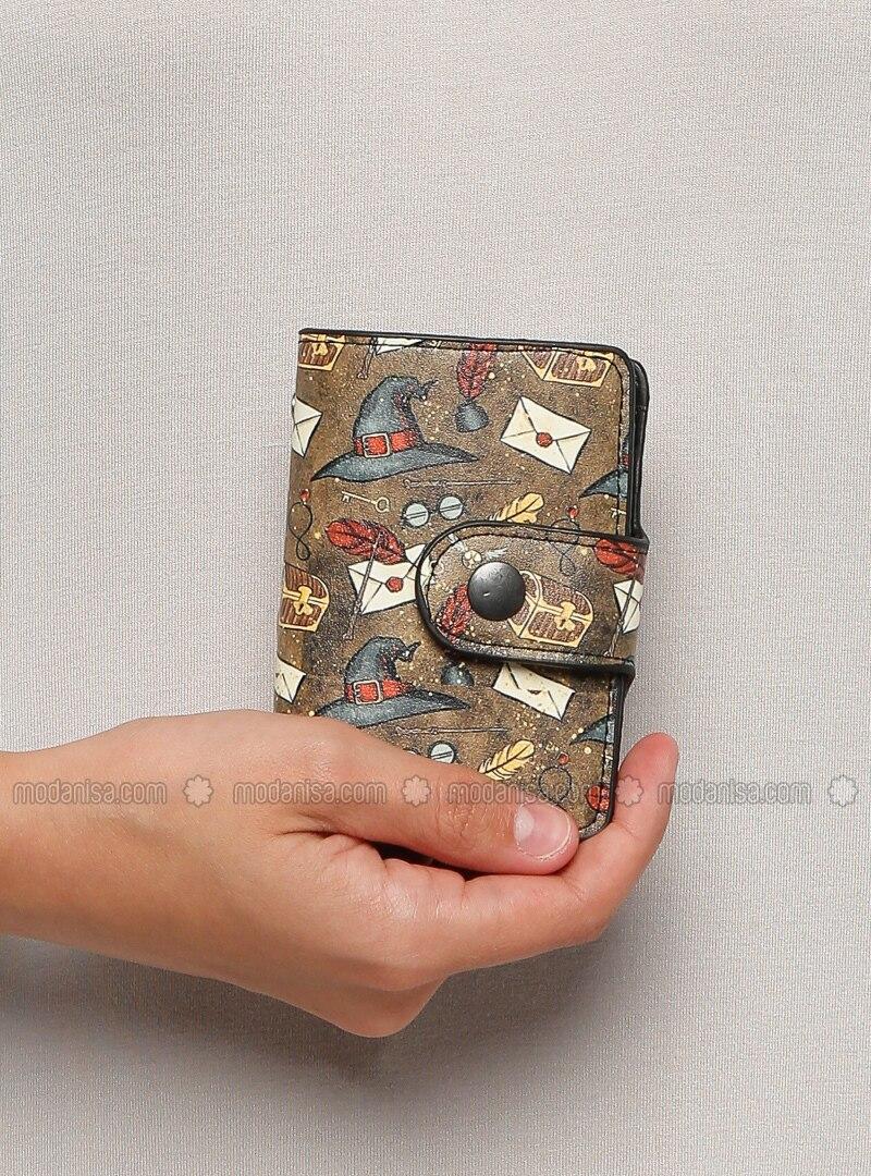 Brown - Wallet