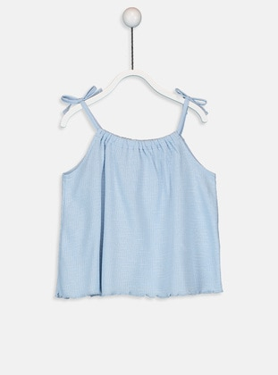 Boat neck - Blue - baby t-shirts