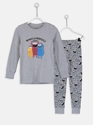 Gray - Boys` Pyjamas