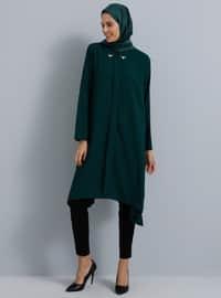 Emerald - Point Collar - Tunic