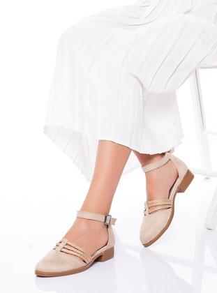 Mink - Flat - Flat Shoes