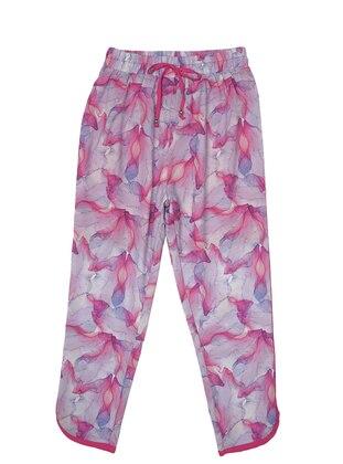 Multi - Multi - Girls` Pants