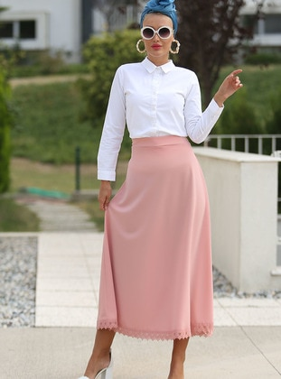 Powder - Unlined - Skirt