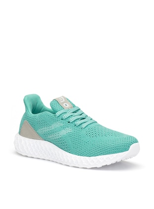 Sea-green - Sport - Sports Shoes