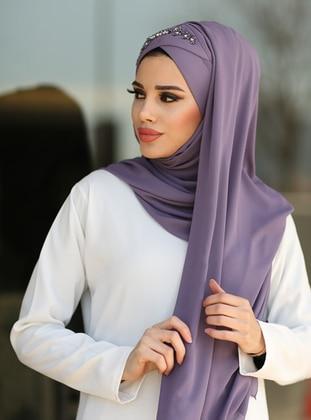 Lilac - Litho - Shawl