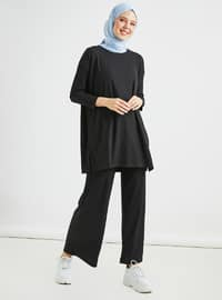 Astarsız Kumaş - Siyah