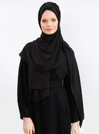Black - Litho - Shawl