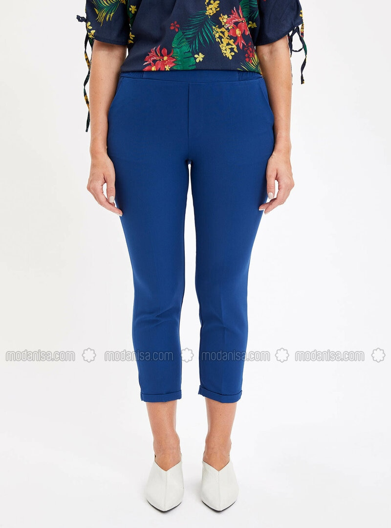 Navy Blue - Pants
