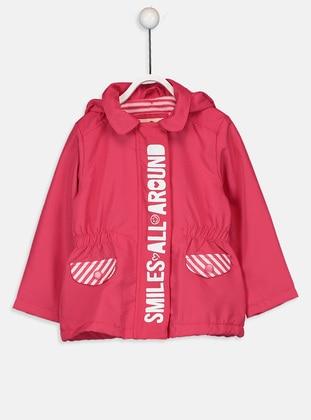Fuchsia - Baby Jacket