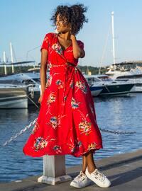 Coral - Loungewear Dresses