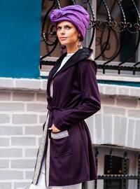 Plum - Cardigan