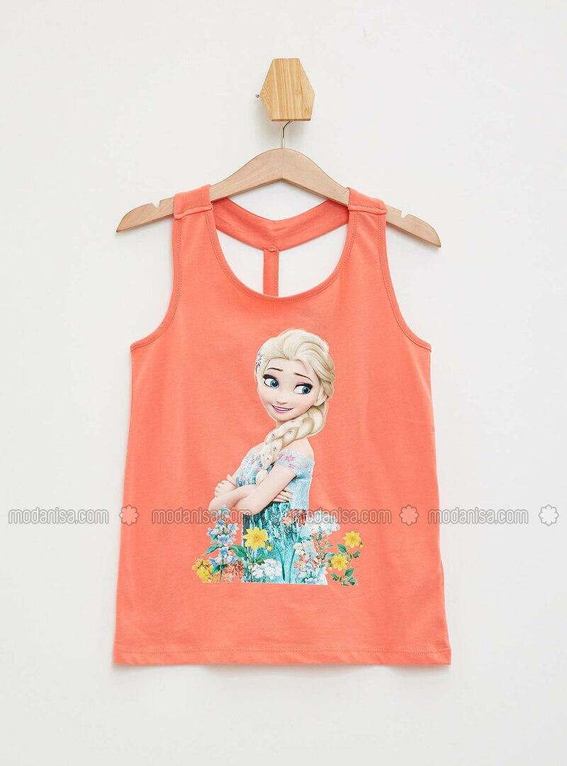 Orange - Girls` Underwear