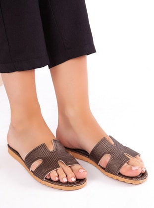 Copper - Sandal - Slippers