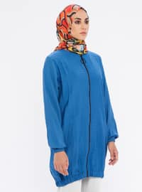 Indigo - Crew neck -  - Tunic