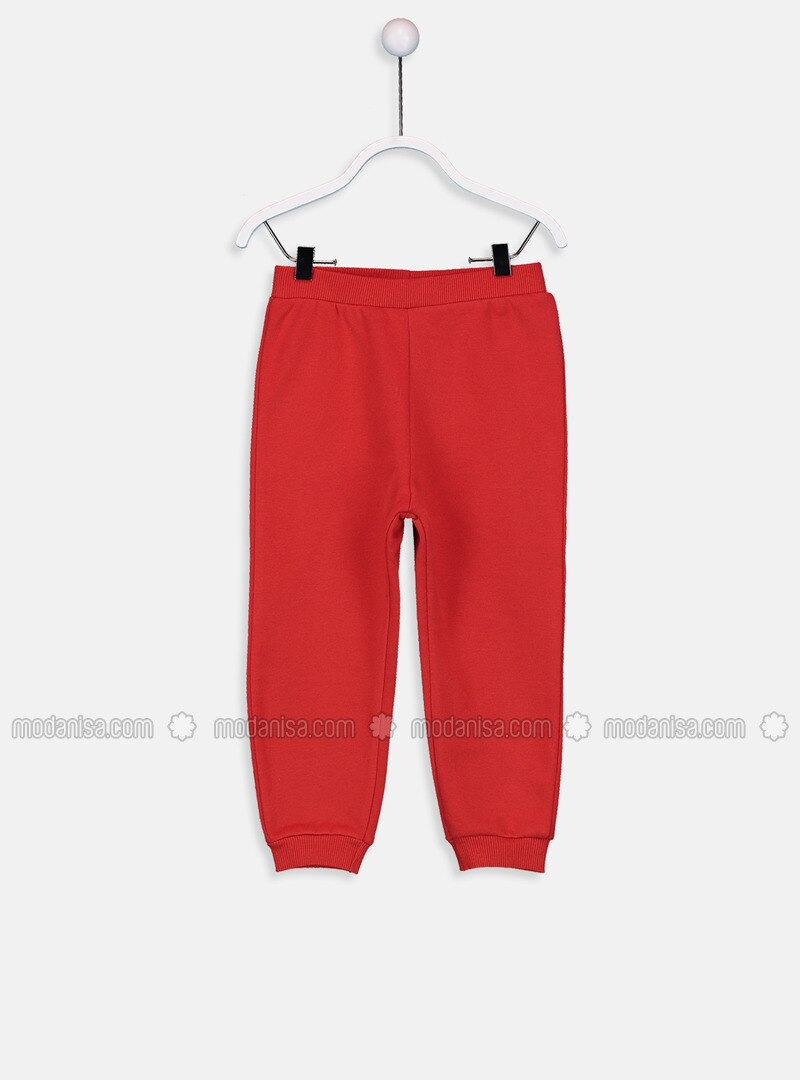Red - Baby Sweatpants