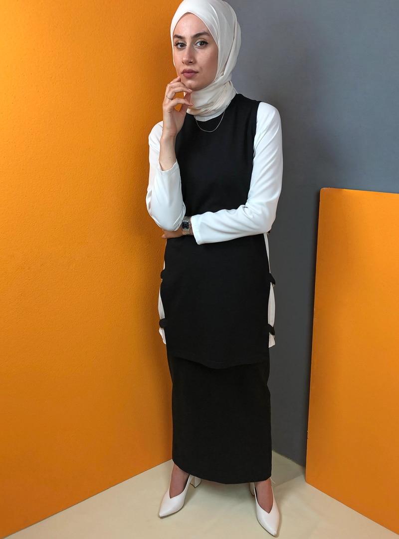 Suit Aydazen Black