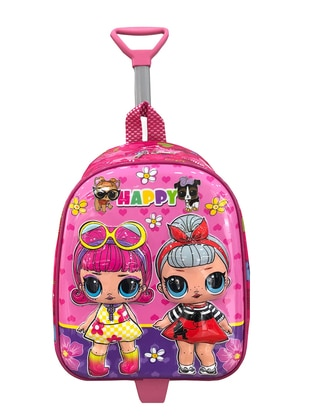 Pink - Bag - Fudela