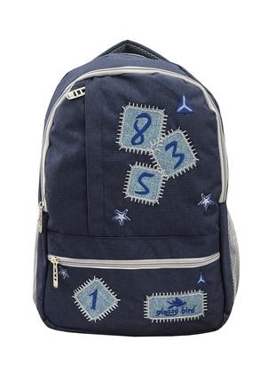 Navy Blue - Bag - Fudela