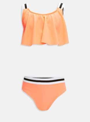 Coral - Girls` Swimsuit - LC WAIKIKI