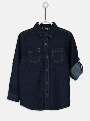 Indigo - Boys` Shirt