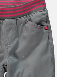 Anthracite - Girls` Pants