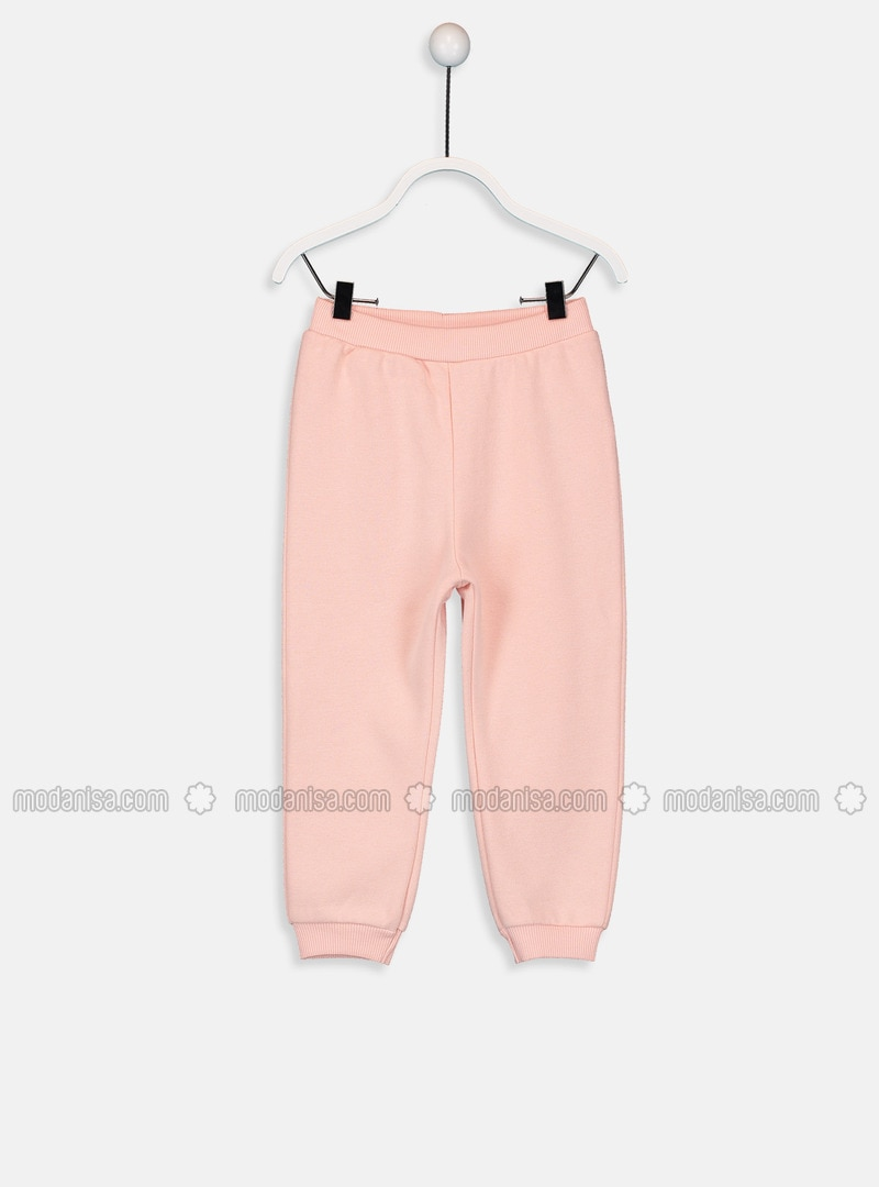 Pink - Baby Sweatpants