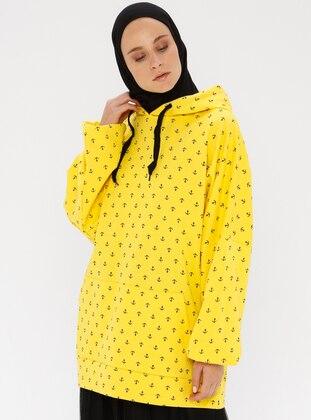 - Yellow - Sweat-shirt