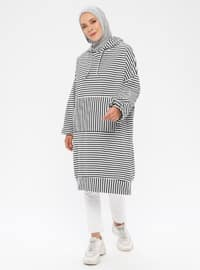 Stripe - Anthracite - Sweat-shirt