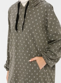 - Khaki - Sweatshirt