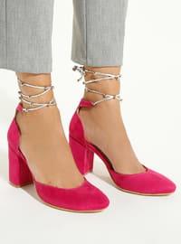 Fuchsia - High Heel - Heels