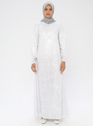 Silver tone - Unlined - Prayer Clothes