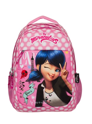 Pink - Backpack - School Bags