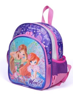 Pink - Backpack - School Bags