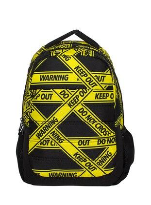 Black - Backpack - School Bags