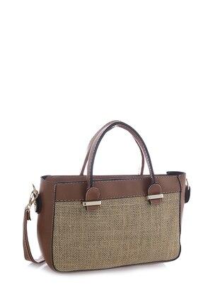 Camel - Tan - Shoulder Bags