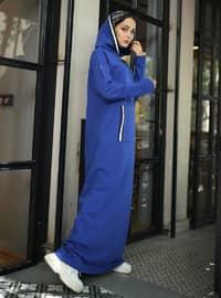 Saxe - Unlined -  - Dress