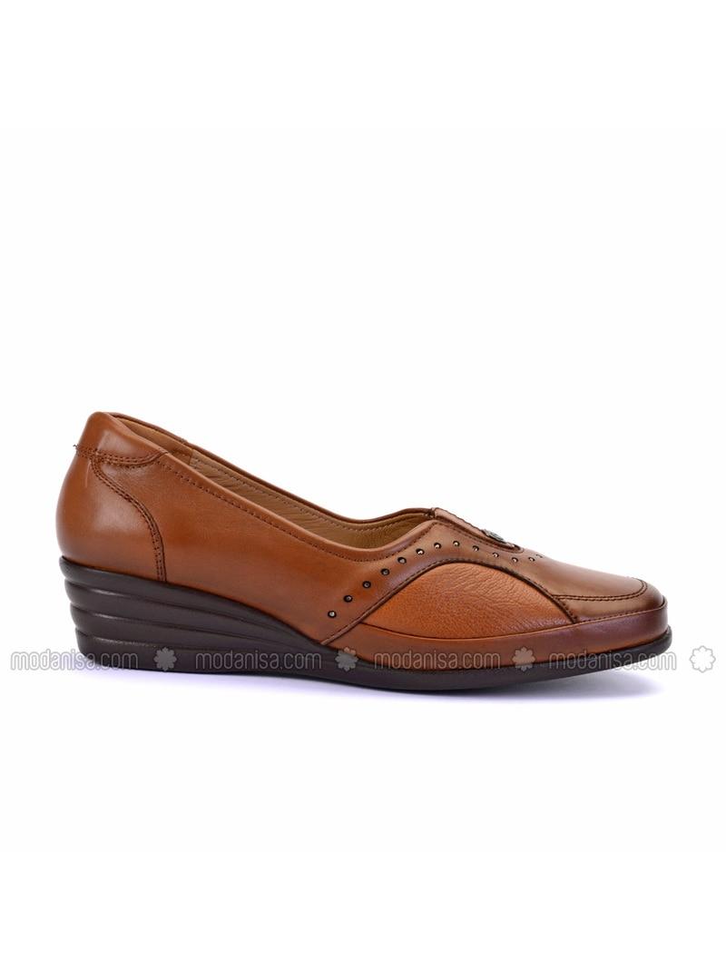 Tan - Shoes