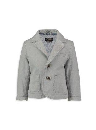 Gray - baby jackets