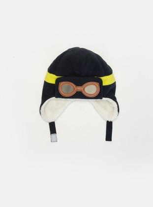 Navy Blue - Hat - LC WAIKIKI