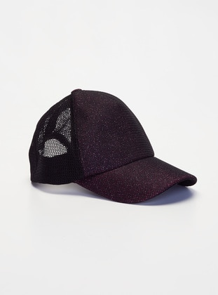 Black - Girls` Hat