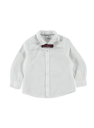 White - baby shirts