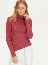 Printed - Pink - Jumper