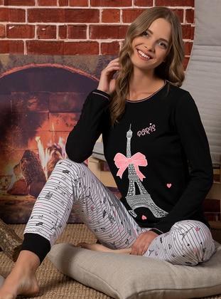 Black - Pyjama