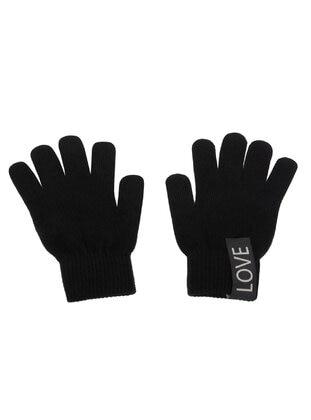 Black - Glove - DeFacto