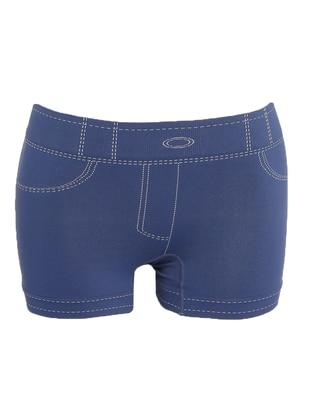 Blue - Panties