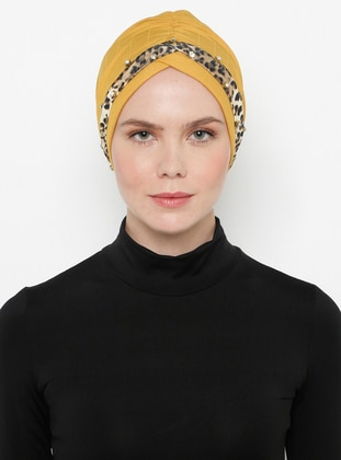 Gold - Gold - Simple - Bonnet