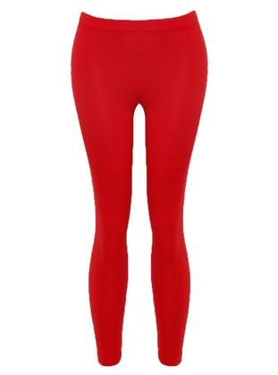 Red - Legging