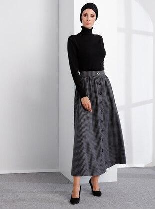 Smoke - Unlined -  - Skirt
