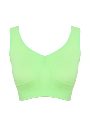 Green - Bra